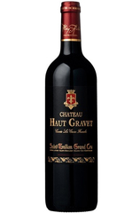 Chateau Haut-Gravet Saint-Emilion Grand Cru Bottle