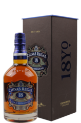 Chivas Regal 18 Year w/Gift Box
