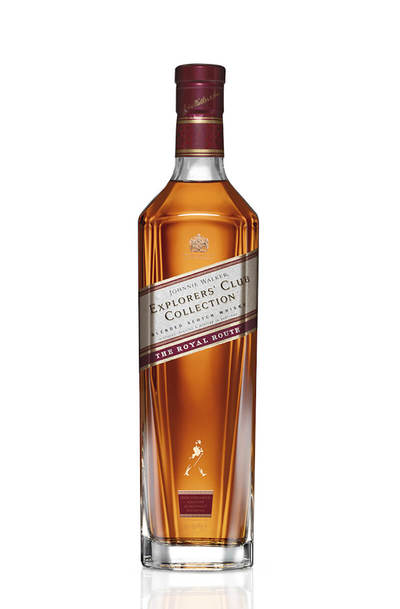 Johnnie Walker Explorers Royal Route