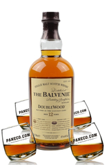 Festive Balvenie Scotch Set