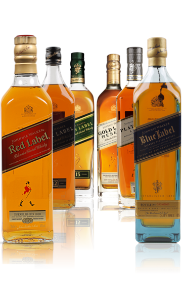 Johnnie Walker CNY Collection
