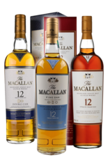 Macallan 12 Year Sherry Oak w/Gift Box