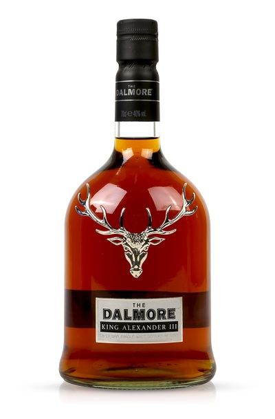 The dalmore king alexander iii bottle
