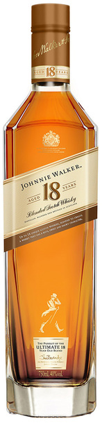 Johnnie Walker Platinum Ultimate 18 year 750ml Bottle