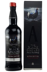 The Black Grouse Alpha Edition 700ml bottle with box
