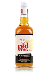 Jim Beam Red Stag Black Cherry bottle