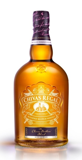 The Chivas Brothers' Blend 1L w/Gift Box 1000ml
