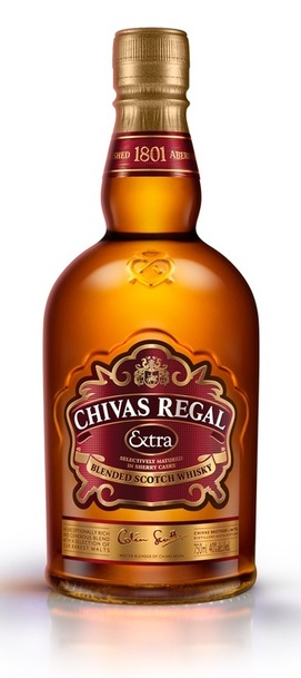 Chivas Regal Extra 750ml w/Gift Box 750ml