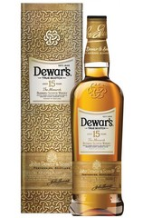 Dewar's The Monarch 15 Year 1L bottle and box