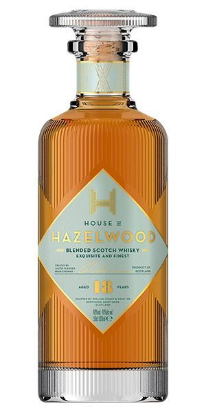House of hazelwood 18 year bottle