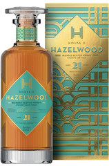 House of Hazelwood 21 Year w/Gift Box