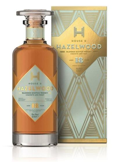 House of Hazelwood 18 Year w/Gift Box