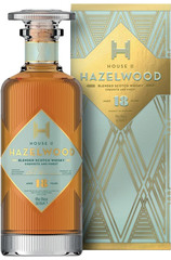 House of Hazelwood 18 Year bottle and box