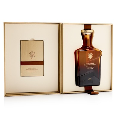 John walker sons private collection 2016 edition bottle in box