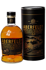 Aberfeldy 12 Year 700ml w/Gift Box