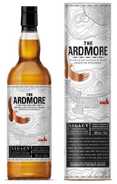 The Ardmore Legacy 700ml w/Gift Box