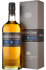 Auchentoshan 18 Year bottle and box