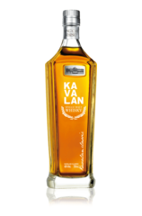 Kavalan single malt whisky bottle