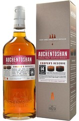 Auchentoshan 14 Year Cooper's Reserve 700ml bottle and box