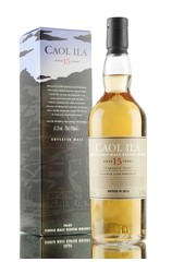 Caol Ila 15 Years Old Unpeated w/Gift Box