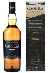 Caol Ila Distillers Edition w/Gift Box