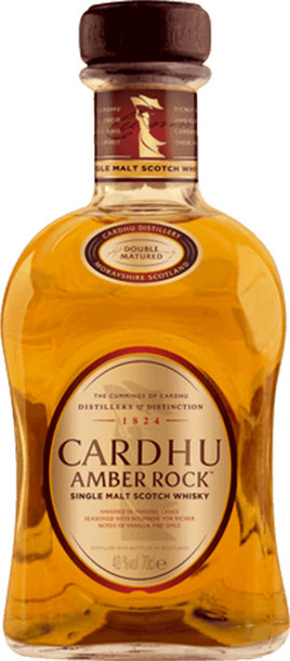 Cardhu Amber Rock bottle