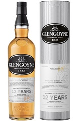 Glengoyne 12 Year 700ml bottle and box