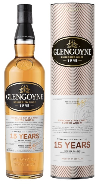Glengoyne 15 Year 700ml w/Gift Box
