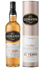 Glengoyne 15 Year 700ml bottle and box