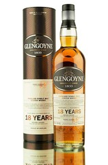 Glengoyne 18 Year 700ml bottle and box