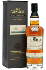 Glenlivet Tom A Voan Single Cask 19 Year Cask Strength w/Gift Box