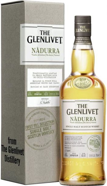 Glenlivet Nàdurra First Fill Selection 1L w/Gift Box