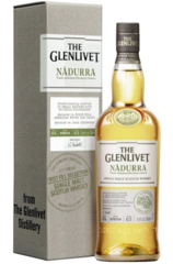 Glenlivet Nàdurra First Fill Selection bottle and box