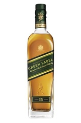 Johnnie Walker Green Label 750ml w/Gift Box