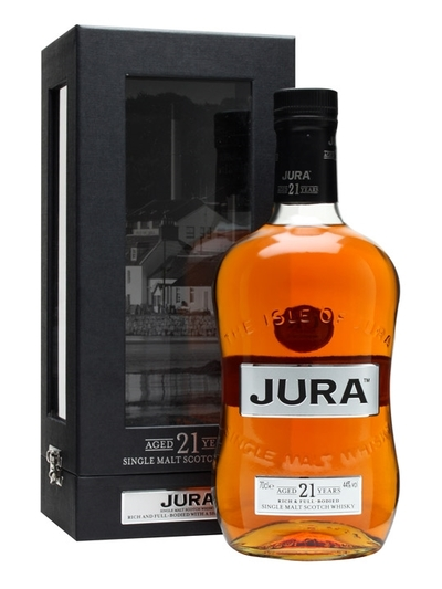 Isle of Jura 21 Year 700ml w/Gift Box 700ml