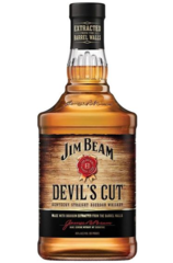 Jim Beam Devil's Cut 700ml bottle