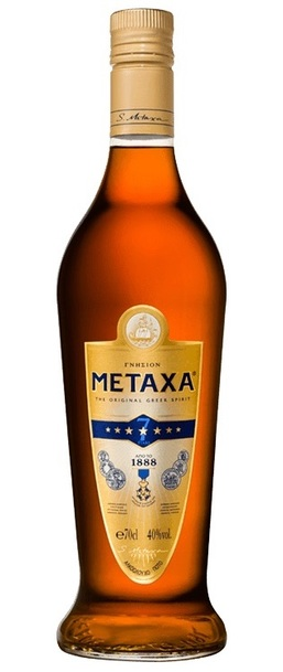 Metaxa 7 Star 700ml w/Gift Box
