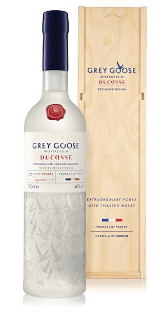 Grey Goose Interpreted by Ducasse 750ml w/Gift Box