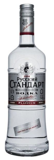 Russian Standard Platinum 500ml 500ml
