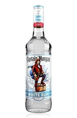 Captain Morgan White Rum 700m bottle