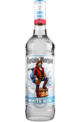 Captain Morgan White Rum 700ml bottle