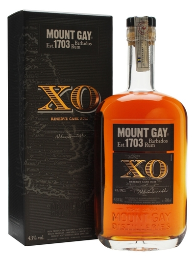 Mount Gay Extra Old 750ml w/Gift Box