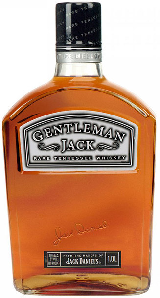 Jack Daniels Gentleman Jack 700ml bottle