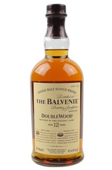 Balvenie 12 Year Double Wood 1L w/Gift Box