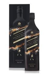 Johnnie Walker Double Black 1L Shadow Limited Edition w/Gift Box