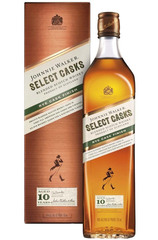 Johnnie Walker Select Cask - Rye Cask Finish bottle and box
