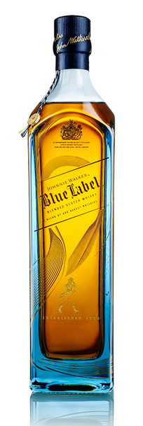 Johnnie Walker Blue THE Limited Edition 1L w/Gift Box 1000ml