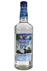 Captain Morgan Parrot Bay Coconut 1L bottle