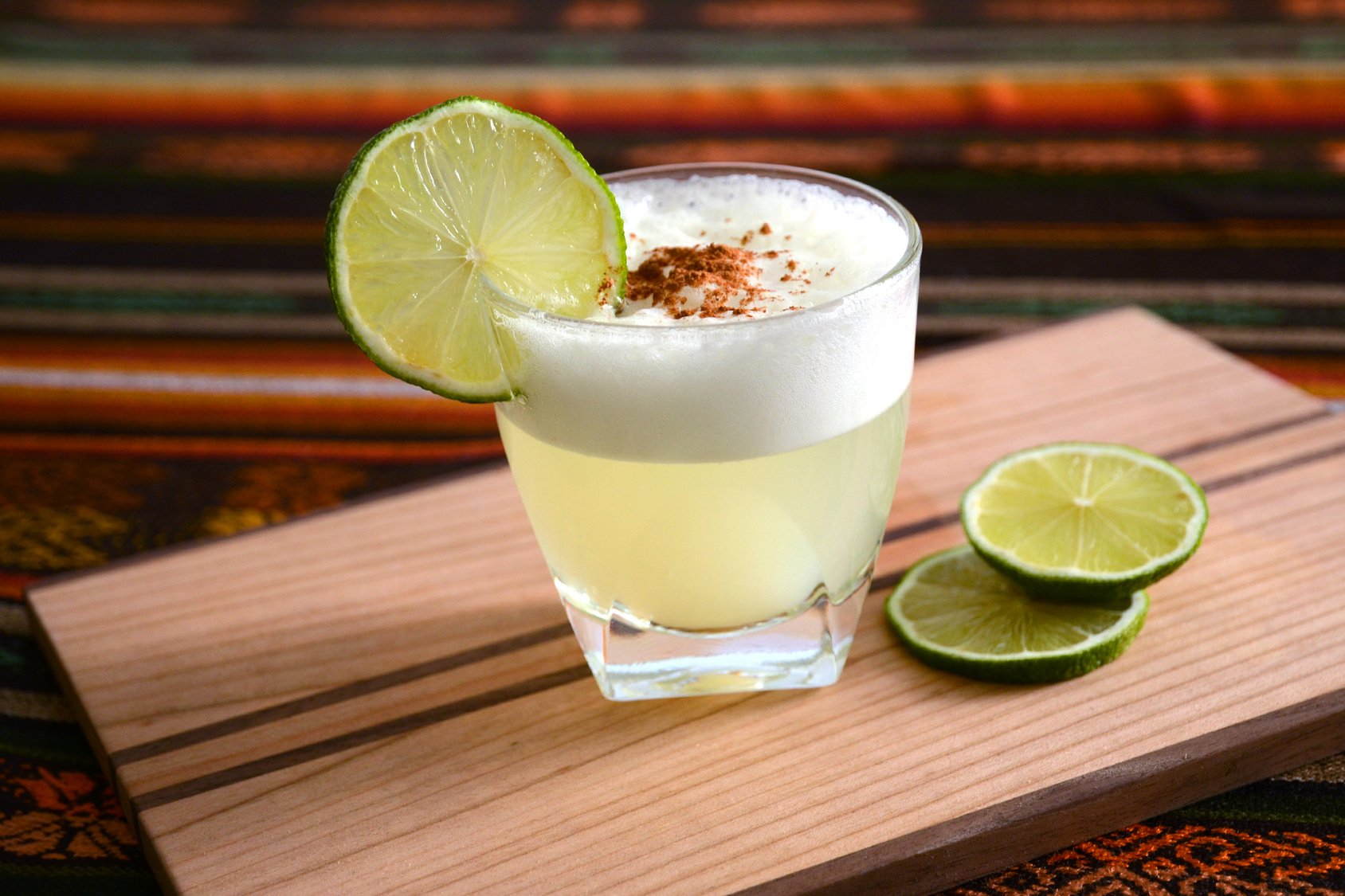 How to make Pisco Sour