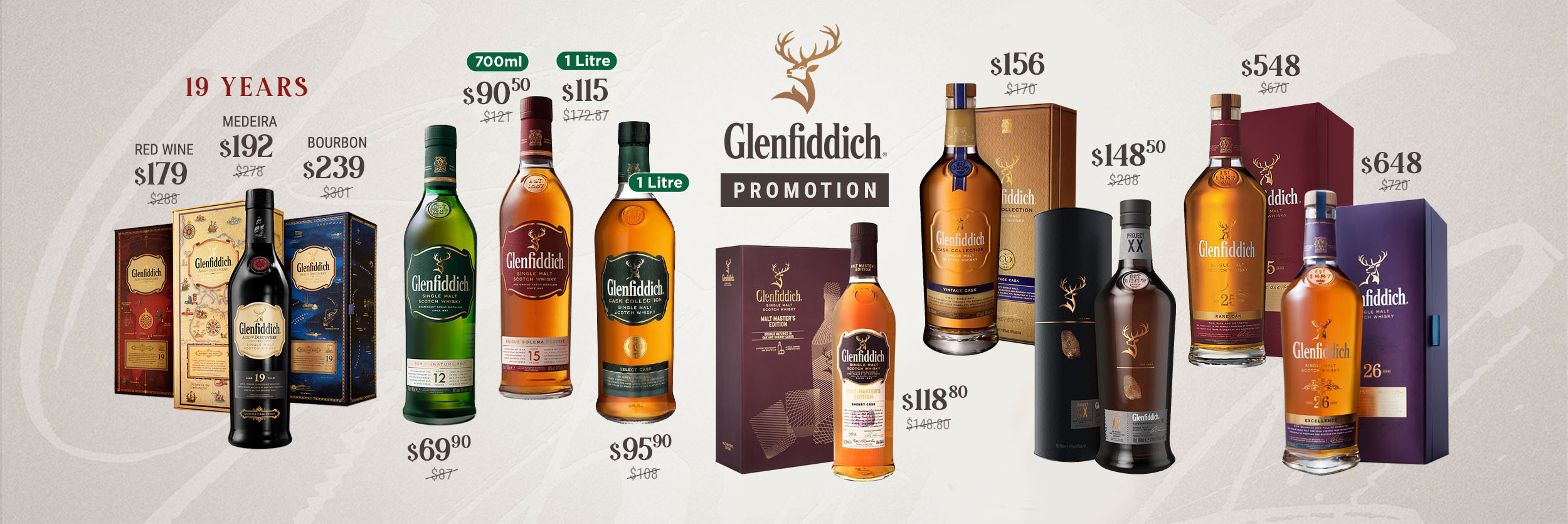 Glenfiddich Primary